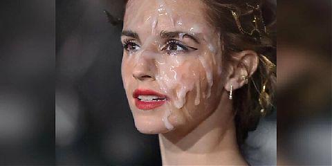 Emma Watson Jerk Off Challenge.