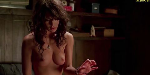 Lizzy Caplan, Nude Boobs And Sex, ScandalPlanet.Com