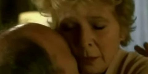 Mature Granny Fucked After Her Husbands Funeral