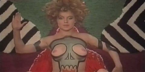 HANNA SCHYGULLA NUDE (1969)