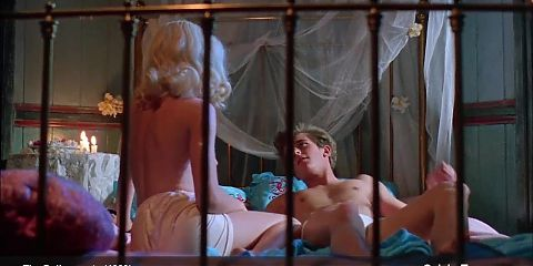 Kylie Minogue nude topless and sex The Delinquents 1989