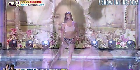 Yeon, Korean god-like female specimen