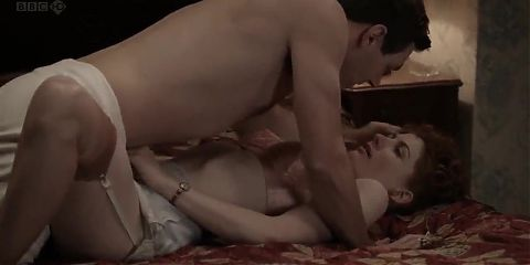 Jodie Whittaker handjob and sex scene