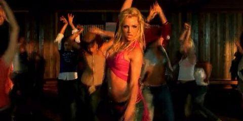 Britney Spears Sexy Slave 4 U Edit