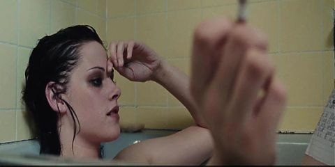 Kristen Stewart naked and underwear movie scenes