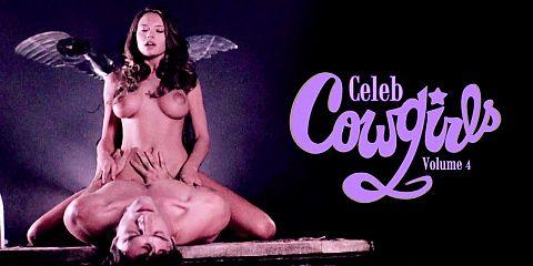 Celebrity Cowgirls Volume Four
