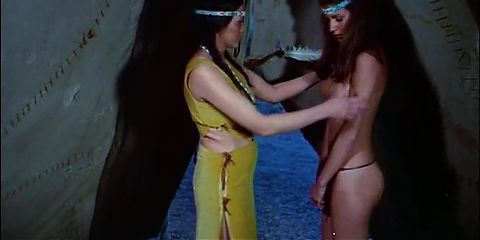 KATHY WILLIAMS JULIA BLACKBURN (1969) in The Ramrodder