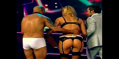 Faloon Larraguibel stripdance 2013