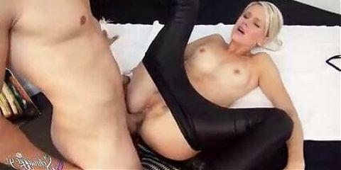 Fake - Kristen Bell Fingered and Fucked