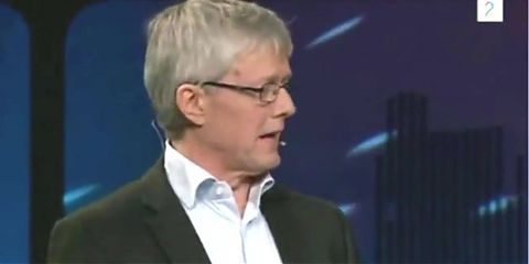 Else Kaass Furuseth television presenter