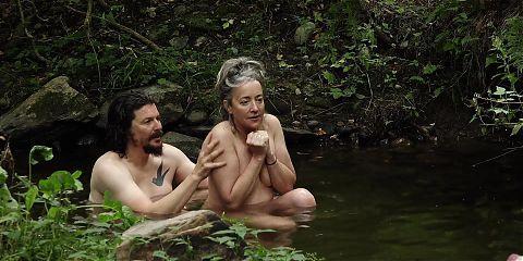 Jane Adams Nude in Build the Wall (2020)
