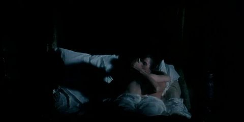 Hilary Dwyer - Love scene